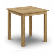 Coxmoor Small Square Dining Table