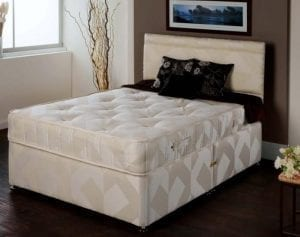 K2 Orthopedic Divan Bed & Mattress