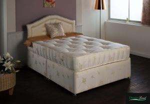 Supreme Orthopedic Divan Bed & Mattress