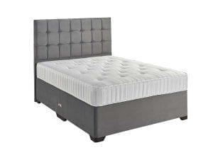 Delhia Orthopaedic Divan Bed & Mattress
