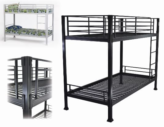 Bunk bed no bolt 219 00 easy assembled bunk bed with no bolts please