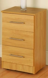 sterling-rimin-oak-3-drawer-bedside