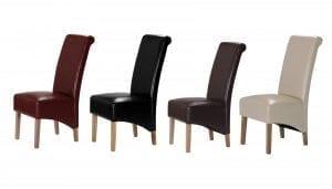 Trafalger PU Chairs