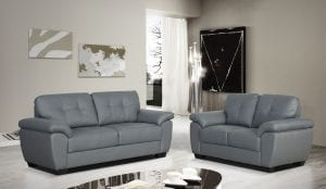 Leather Bonded Sofa