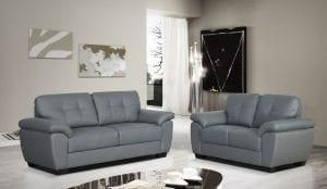 Leather Bonded Sofa