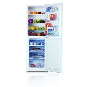 Cambrian Freestanding Fridge Freezer