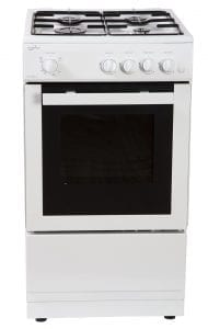 Studio 2 Single Cavity Gas Cooker