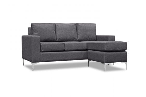3 Seat Chaise