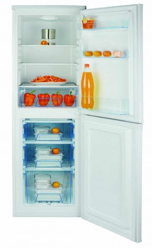 Snowdonia Freestanding Fridge Freezer