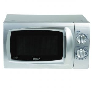 Igenix IG2807 20 Litre 700W Manual Microwave – Silver