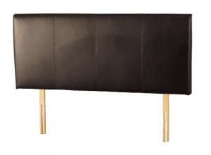 Faux Leather 4.6ft Headboard