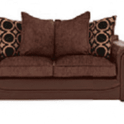 Petra 2 Seater In Brown