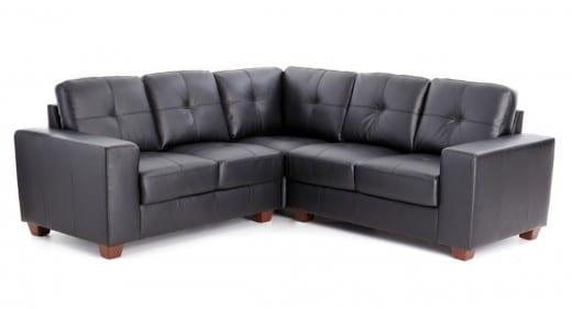Roma Corner (Leather Bonded)