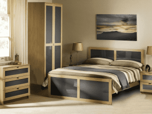Strada bedroom set