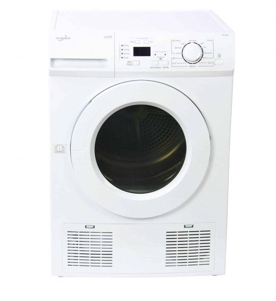 ZXC683W, 8kg Condenser Tumble Dryer