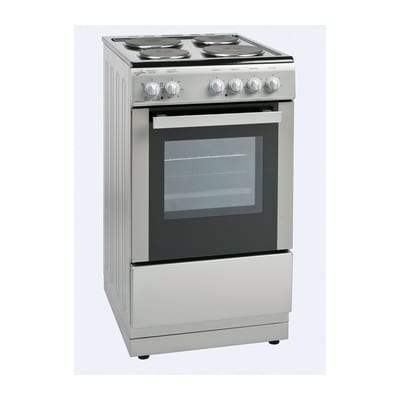 DELTA50ES 50cm Single Cavity Electric Cavity – Silver