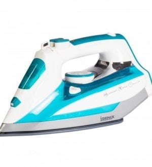 Igenix IG3125 2500W Steam Iron – White/blue