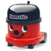 Numatic New Eco Commercial Vacuum Red 580w - NU9076
