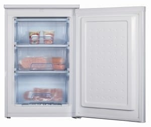 Statesman U355W 55cm Under Counter Freezer – White