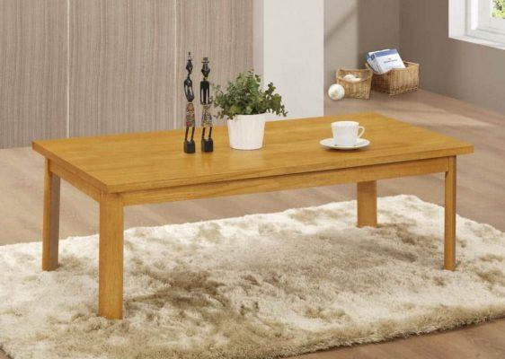 York Coffee Table Natural Oak