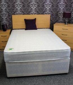 LUF base and mattress