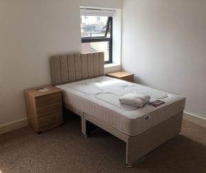 Open Storage Bed Frame