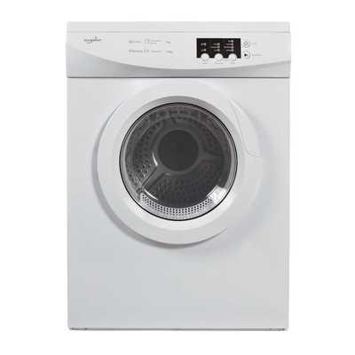 Statesman TVM07W 7Kg Vented Tumble Dryer White