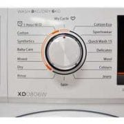 Statesman XD0806W Washer & Dryer Functions