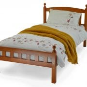 FLO Bed in pine