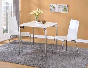 Dove Honeymoon Set with 2 Chairs