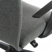 6931 Work Chair Grey - detail shot