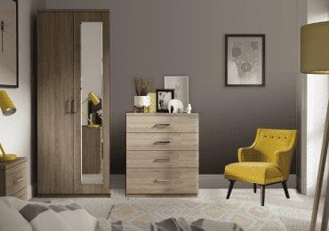 Modena Bedroom Set