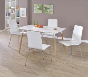 Swan-Rectangular-Table4-Dove-Chairs