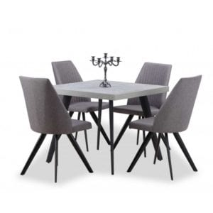 Brooklyn Dining Table With Chairs