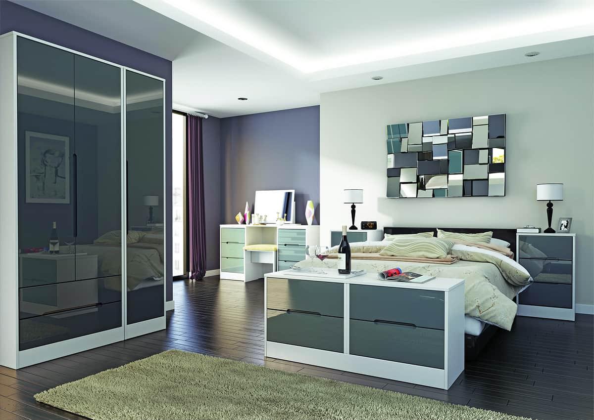Monaco Bedroom Set Let Us Furnish