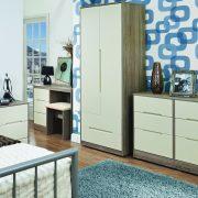 Monaco Mussel & Darkolino Room Set