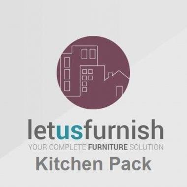 Let Us Furnish Kitchen Pack
