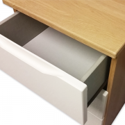 Oak and Cream Drawer