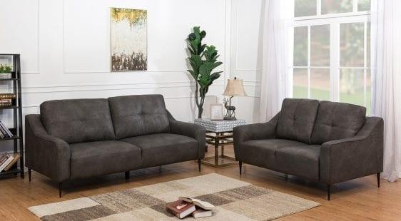 Mela C1 Roomset Grey