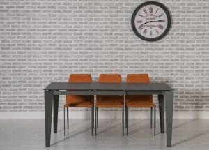 Avanti Extending Dining Table Grey