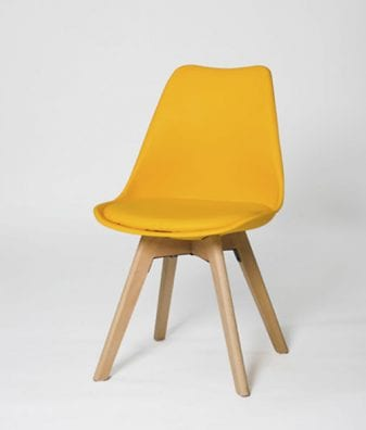 Urban Chair Yellow