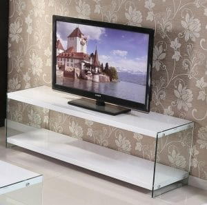 Marco High Gloss/Glass TV Unit