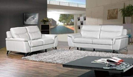 Paloma Leather Sofas