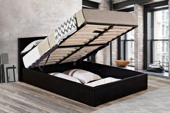 Berlin Ottoman Bed