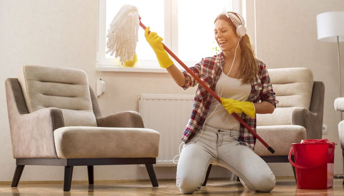 Deep Clean your House this Spring