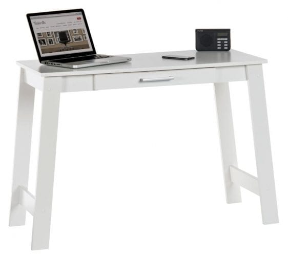 Trestle Desk Soft White