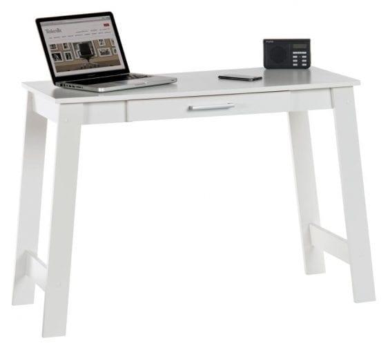 Trestle Desk Soft White