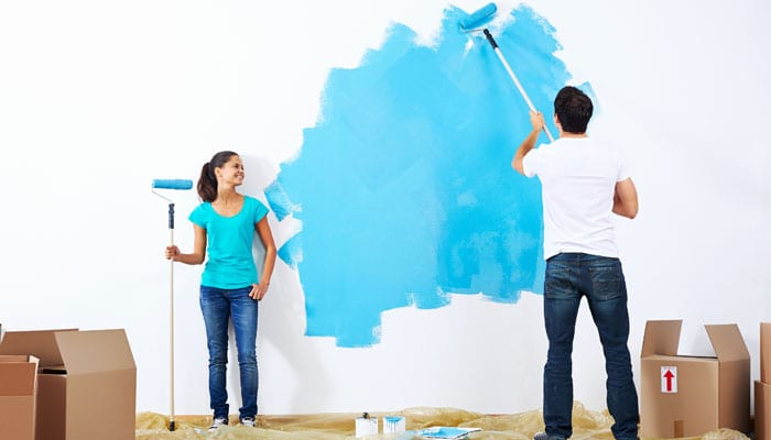 Paint your Home Trendy 2019