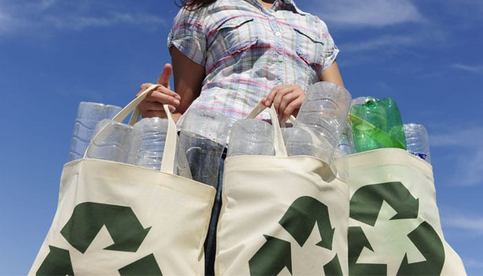 Inviting Recycled Plastics into your Home