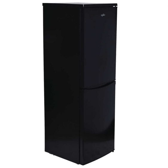 Frost Free Fridge Freezer Pennine Black